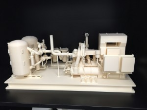3D printing architecture scale models is a specialty of 3D Print Western. Our large print space accommodates models up to 3 by 2 by 3 feet.