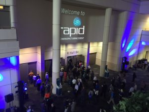 3DPW's Top 5 Exhibitors at Rapid 2016